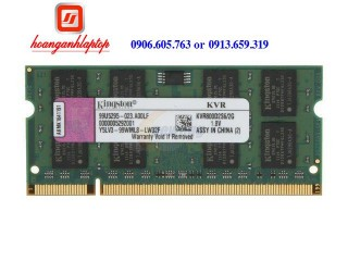 Thay 2gb ddr2 kingston bus 800(6400s)