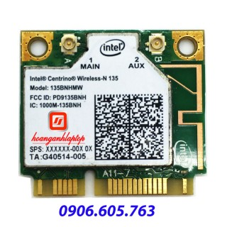 Card wifi laptop Intel Centrino Wireless N135 135BNHMW WiFi Card Bluetooth 4.0