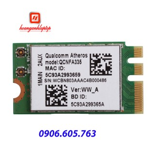 Card wifi laptop Qualcomm Atheros WiFi Wireless 802.11bgn+bluetooth 4.0