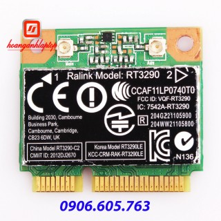 Card wifi laptop Ralink RT3290 300mbps + bluetooth